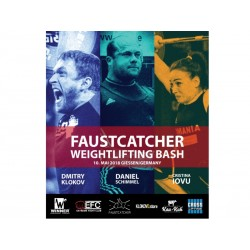 WEIGHTLIFTING BASH 10.Mai.2018