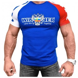 Klokov Team Winner Double-Headed Eagle T-Shirt