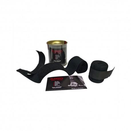 Klokov Team Winner Handgelenk -Bandagen für Gewichtheben