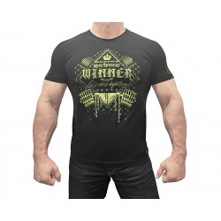 Klokov Team Winner Black Gold T-Shirt