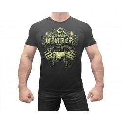 Klokov Team Winner Black Gold T-Shirt
