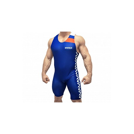 Klokov Team Winner Weightlifting Singlet